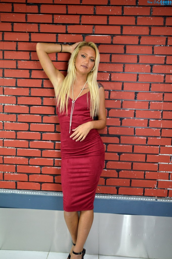 Coed Amy - Black Sheer Gallery - New City Coeds   Free